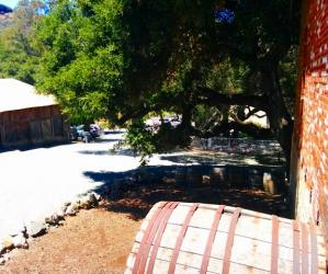 A winery dating back to the 1870s is the gateway to Picchetti Ranch. Ryan Willard photo.