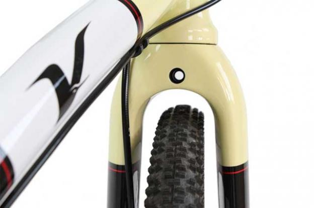 Both Volagi endurance bikes are designed with room for fat tires.
