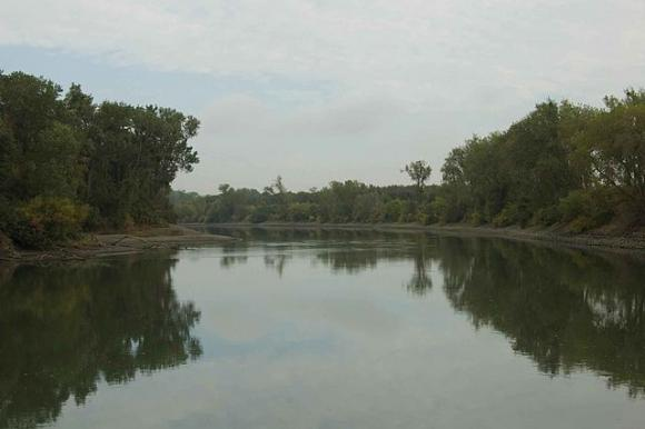 A view of the Sacramento River. Photo by Steve Cluberson, U.S. Fish and Wildlife Service